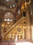 Mimbar u Novoj džamiji