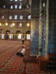 u Novoj džamiji-molitva