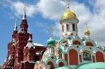 Crveni trg - crkva