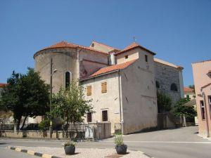 Barokna crkva Male Gospe