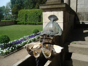 Fontana blizu Rimskih kupki