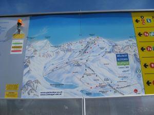 Karta skijaških staza 2