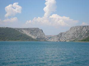 Klisure oko Visovačkog jezera