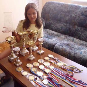 Moje medalje