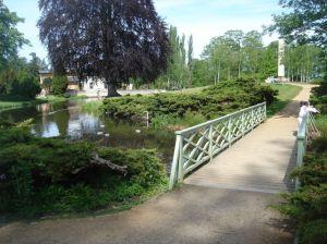 Park oko dvorca