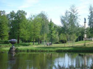 Parkovi i jezera na sve strane