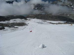 Pod snijegom i oblacima