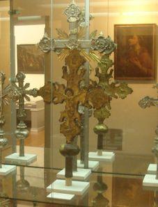 Relikvije u muzeju na Visovcu