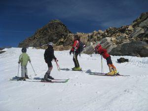 Skijaši