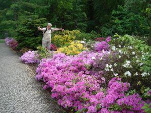 Užitak u botaničkom vrtu