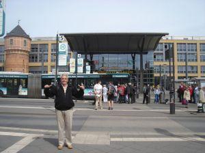Željeznička stanica Potsdam
