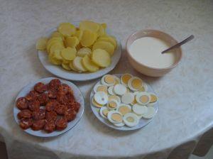 sastojci - francuski krumpir