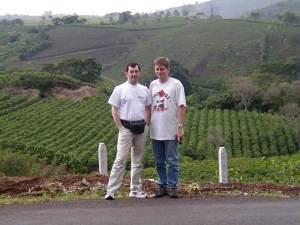 Plantažeri kave