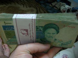 Bunt novčanica za 100 USD