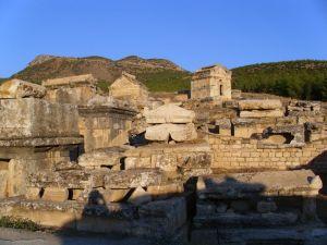 dio sjeverne nekropole