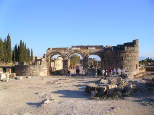 Gate of Domitian iz 1.st.