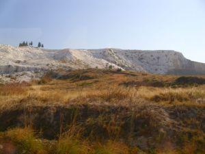 normalno brdo postaje bijelo