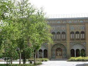 Palača Golestan