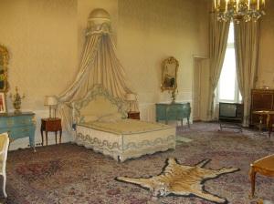 Spavaća soba Shaha Reza Pahlavija