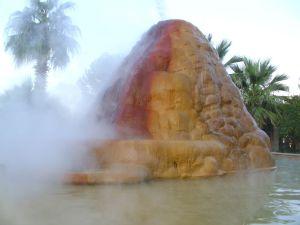 termalni bazen pred našim hotelom