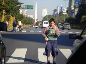 B.A. Streets