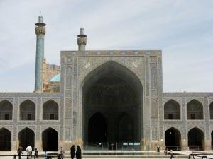 Imamova džamija iznutra