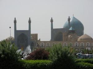 Imamova džamija izvana