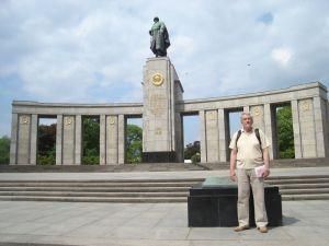 Memorijal ruskim vojnicima u Tiergartenu