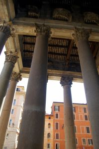 Ulazni stupovi Pantheona