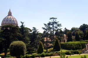 Vatikanski vrtovi