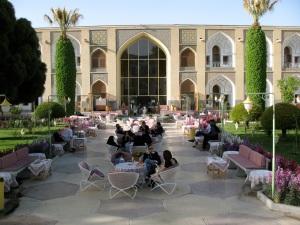 Vrt Abbasi hotela