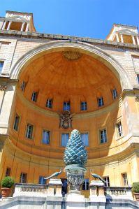 Vatikanski muzeji: The Pigna