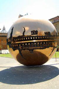 Vatikanski muzeji: Sfera con Sfera