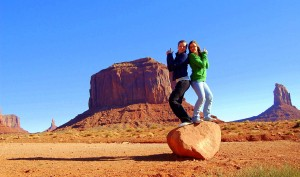 Monument Valley Michigan Cowgirls