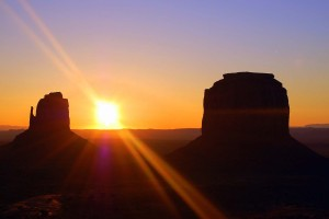 MonumentValley Sunrise 2